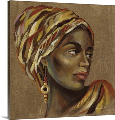 African Beauty I