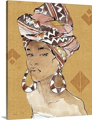 African Flair VI Warm