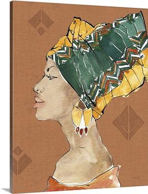 African Flair VII Warm