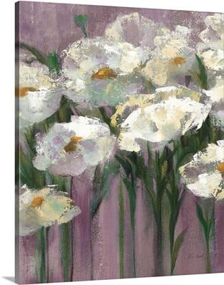Anemones by the Lake Purple II