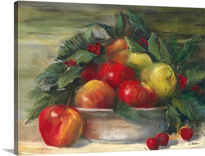 Apples and Holly