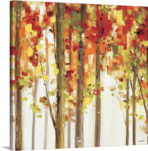 Autumn Forest Study II Wall Art, Canvas Prints, Framed Prints, Wall ...