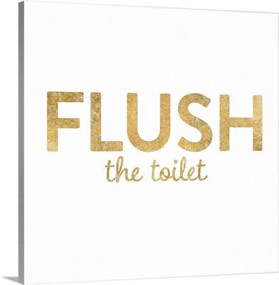 Bathroom Etiquette II