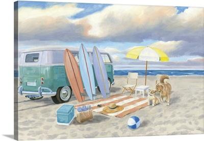 Beach Ride II