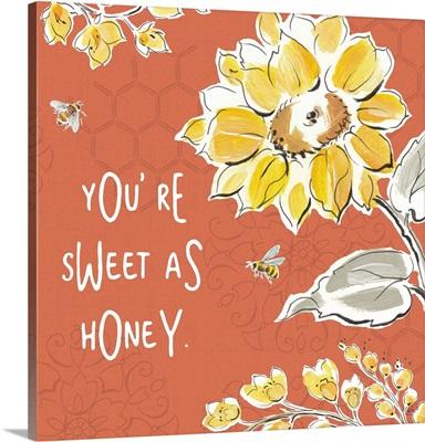 Bee Happy III Spice