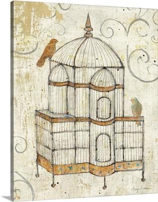 Bird Cage I