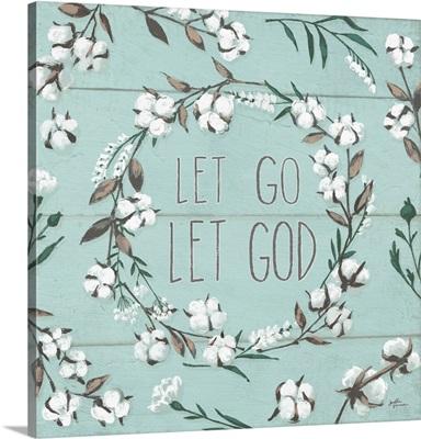Blessed VII Mint Let Go Let God