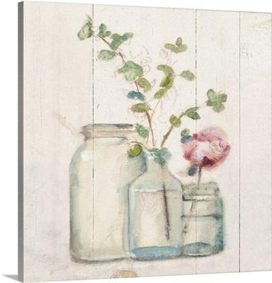 Blossoms on Birch IV
