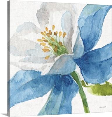 Blue and Green Garden VI