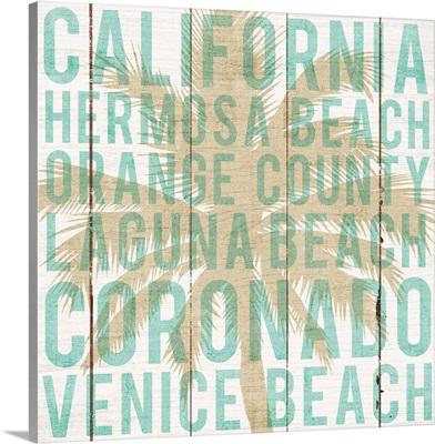 Bon Voyage California Palm