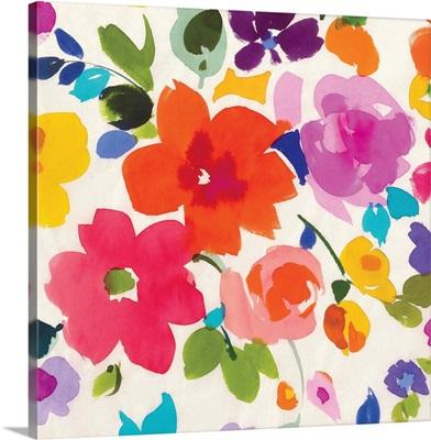 Bright Florals II