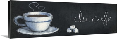 Chalkboard Menu I - Cafe