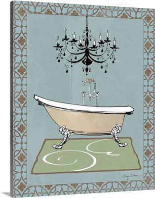 Chandelier Bath III
