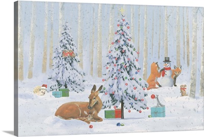 Christmas Critters Bright I