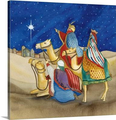 Christmas in Bethlehem II Square