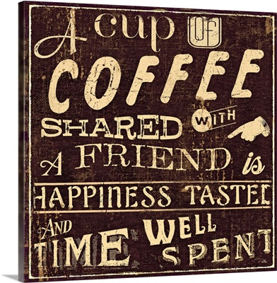 Coffee Quote I