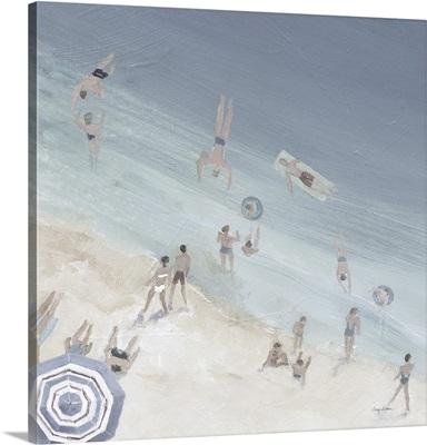 Cool Blue Beach