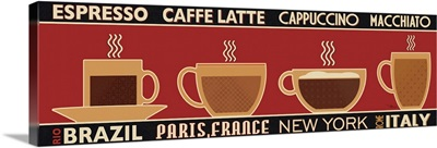 Deco Coffee I