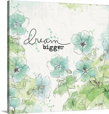Dream and Faith I