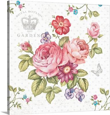Elegant Roses I