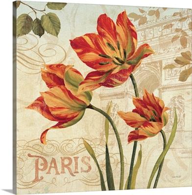 European Flowers II