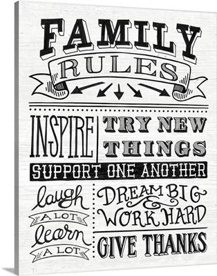 Family Rules II