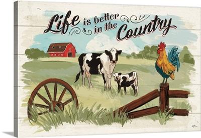 Farm Life I