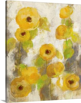 Floating Yellow Flowers II