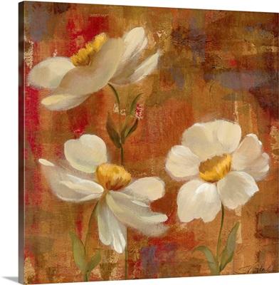 Floral Trio I