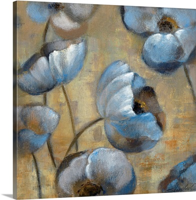Flowers in Dusk I