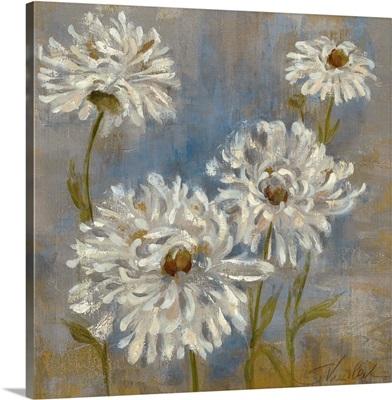 Flowers in Morning Dew II