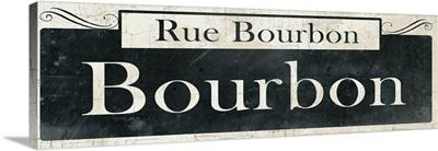 French Quarter Sign I
