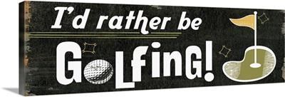 Funny Golf II