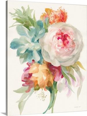 Garden Bouquet I Crop