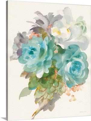 Garden Bouquet III Crop