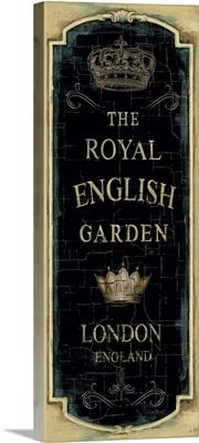 Garden View IX - Royal English