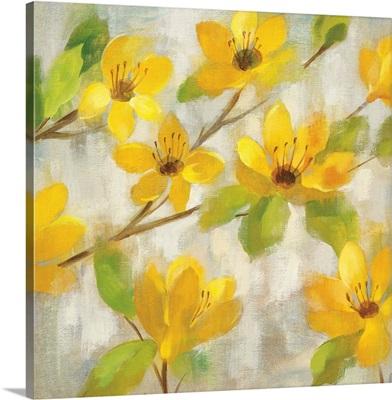 Golden Bloom II