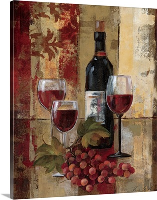 Graffiti and Wine II