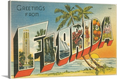 Greetings from Florida v2