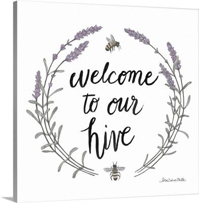 Happy to Bee Home Words II