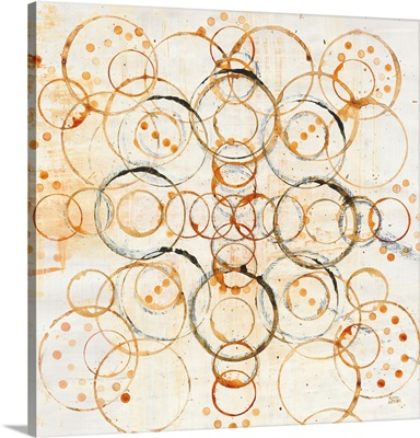 Henna Mandala I Crop