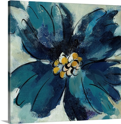 Inky Floral II