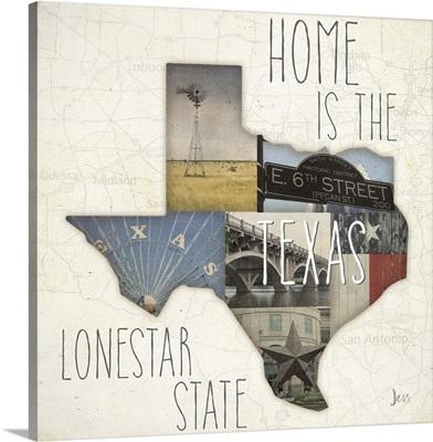 InstaStates III - Texas