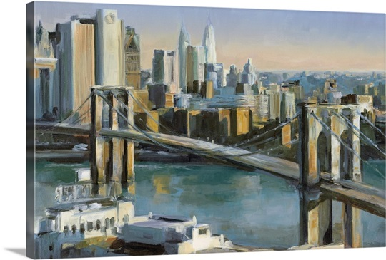 Into Manhattan