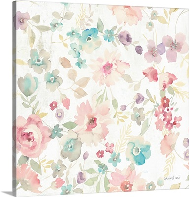 June Blooms Pattern I