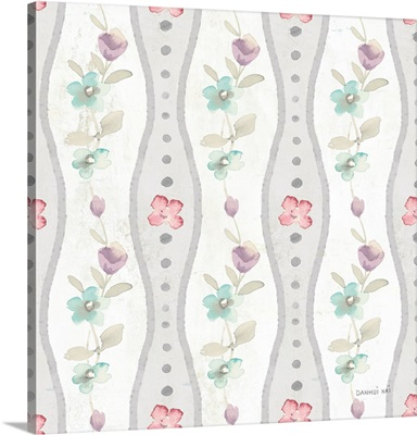 June Blooms Pattern V