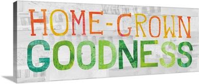 Kitchen Garden Sign II