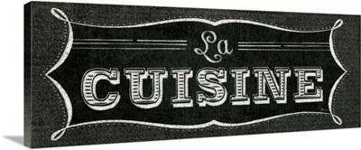 La Cuisine Chalk II