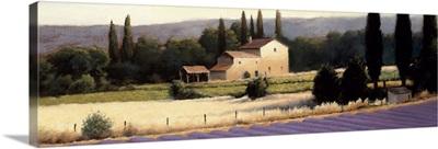 Lavender Fields Panel II