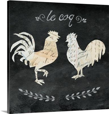 Le Coq Cameo Square